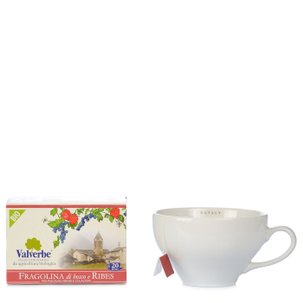 Wild Strawberry and Blackcurrant herbal tea 20 bags
