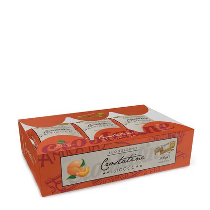 Tartelette à l'abricot 6x50g