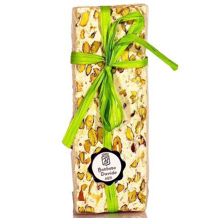 Nougat tendre à la pistache 150 g