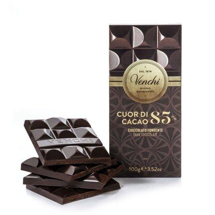 Tablette de chocolat extra noir 85% 100 g