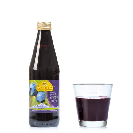 Jus de myrtilles 330 ml