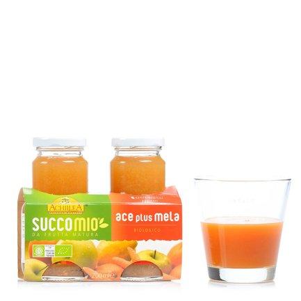 Succomio ACE Plus pomme 2 x 200 ml