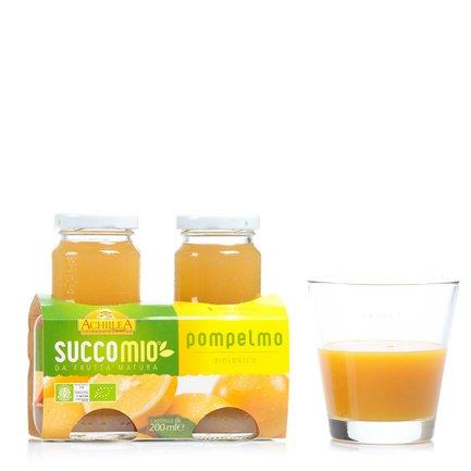 Succomio pamplemousse 2 x 200 ml