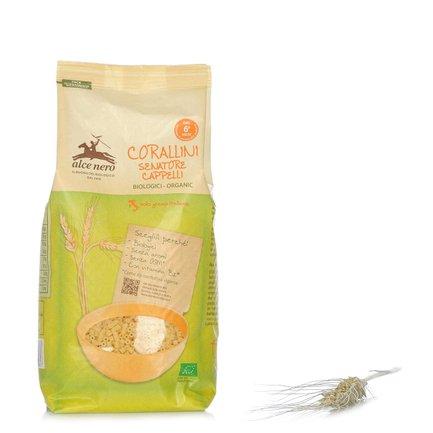 Pâtes de semoule Corallini Senatore Cappelli biologiques 500 g