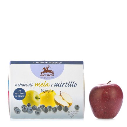 Nectar de myrtille et Pomme 3 x 200 ml