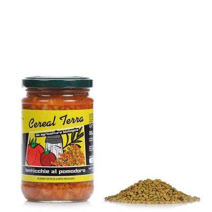 Soupe de lentilles et tomates 300g