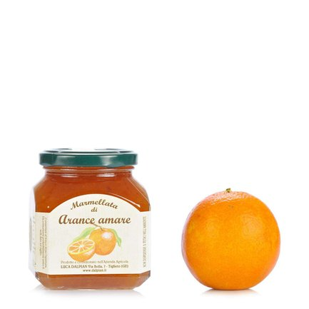 Confiture d'oranges amères 350 g