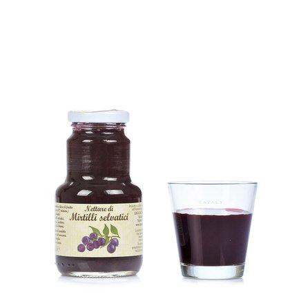 Nectar de myrtilles sauvages 200 ml
