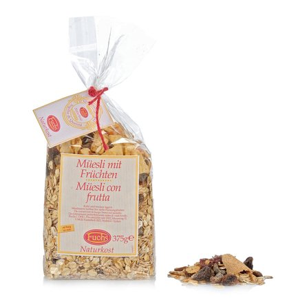 Muesli aux fruits 375 g