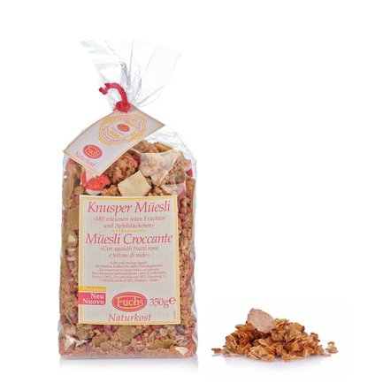 Muesli aux fruits rouges 350 g