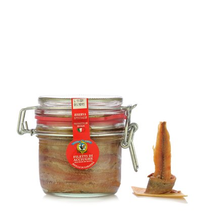 Filets d'anchois 230 g