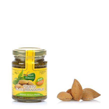 Pesto d'amandes biologique 90 g