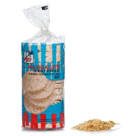 Maxi galettes sans sel bio 200 g