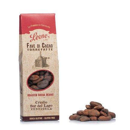Cacao en fèves torréfié 100g