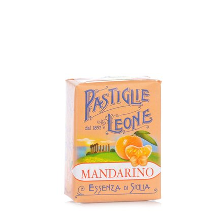 Pastilles à la mandarine 30 g