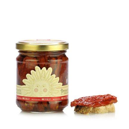 Tomates séchées à l'huile 195 g