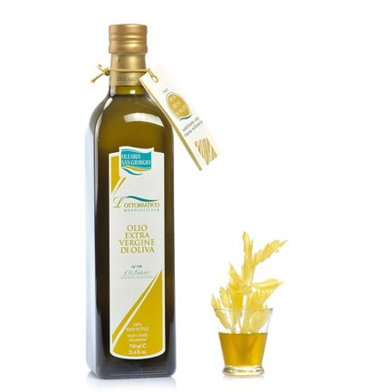 Huile d'olive extra vierge Ottobratico 0,75 l