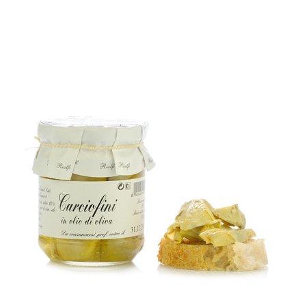Artichauts à l'huile 180 g
