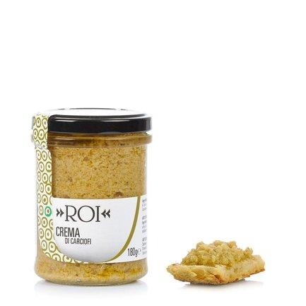Crème d'artichauts 180 g