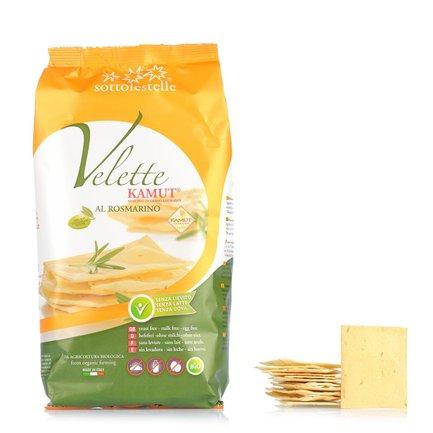 Tartines Velette au kamut et au romarin 185 g