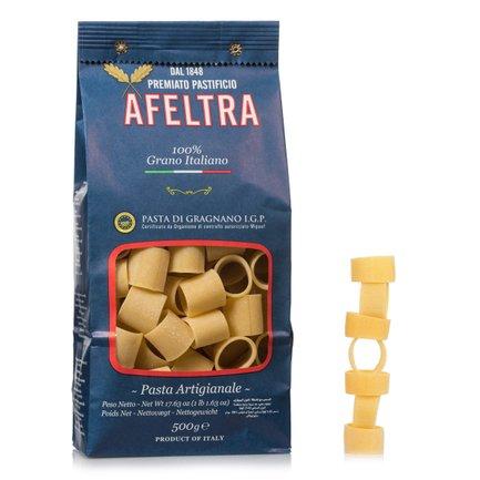 Mezzi paccheri 100% blé italien 500g