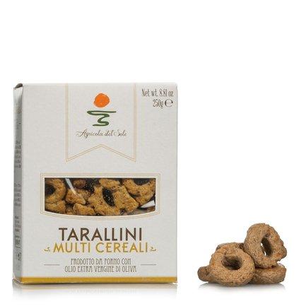 Tarallini Multicereali 250g 250g
