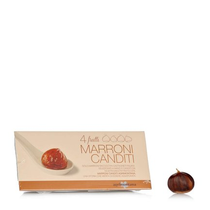 Marrons Confits 4 Fruits 70 g