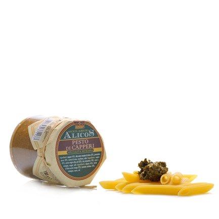 Pesto de câpres 180 g