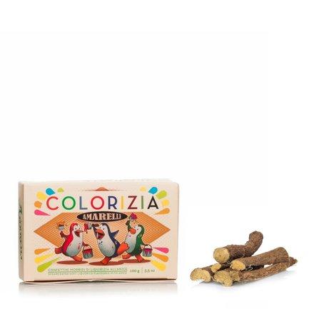 Bonbons Colorizia en boîte 100g 100g