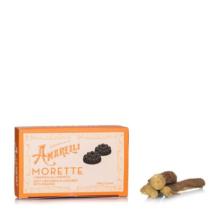 Morette à l'orange 100 g
