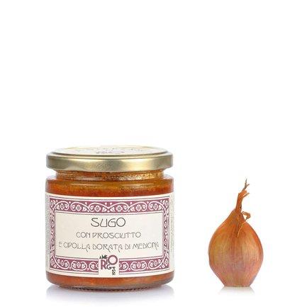 Sauce au jambon et à l'oignon doré 200g