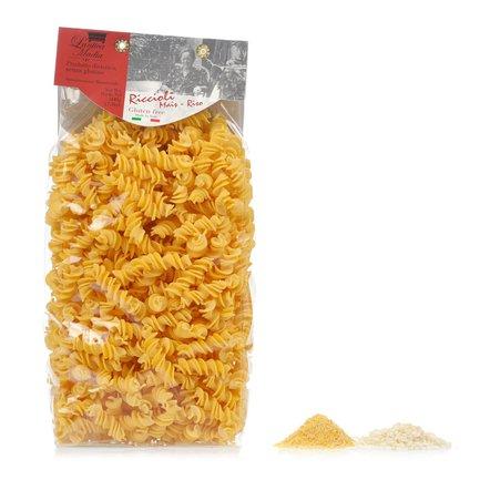Pâtes riccioli de riz et de maïs 500 g