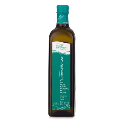Huile d'olive extra vierge Aspromontano 0,75 l
