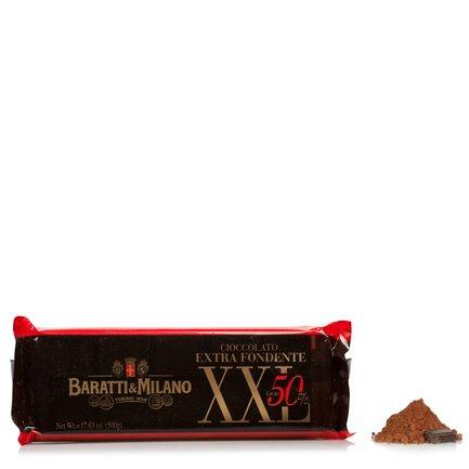 Chocolat noir de couverture  500g