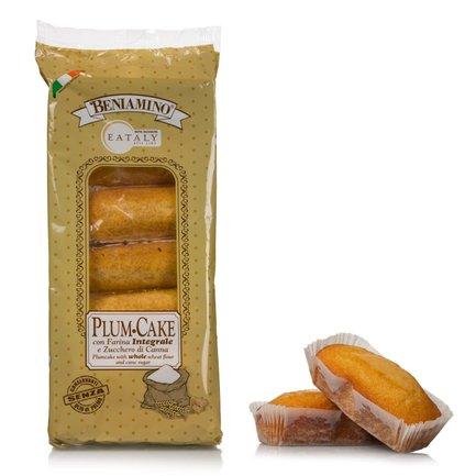 Plumcake à la farine intégrale et au sucre de canne 216g