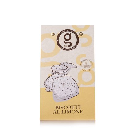 Biscuits au citron 250g 250g