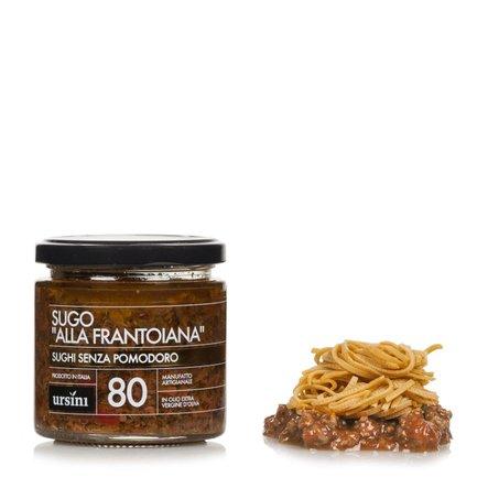 Sauce frantoiana 200 g