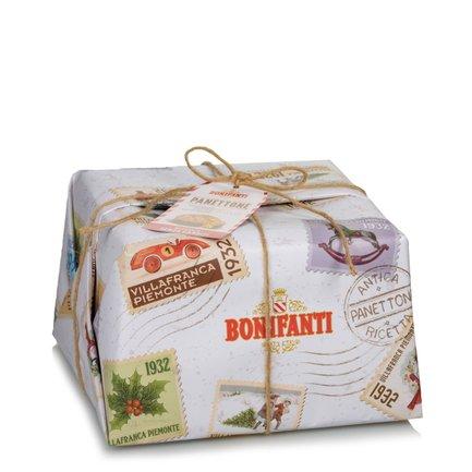 Panettone sans fruits confits  1Kg