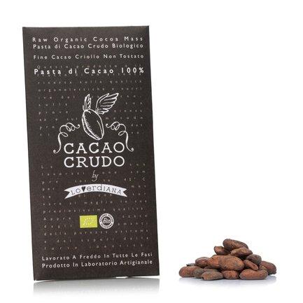 Tablette de chocolat noir 100% 50g
