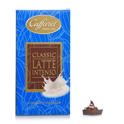 Tablette de chocolat au lait intense 100g