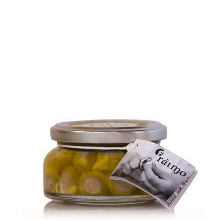 Petits artichauts à l'huile d'olive extra vierge 70g
