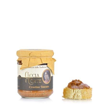 Crème de fois de voillaille pour crostino toscano 180 g