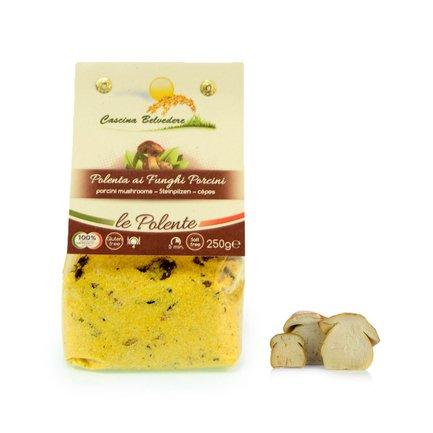 Polenta aux champignons 250 g