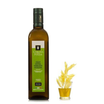 Huile d'olive extra vierge fruitée légère 0,75 l