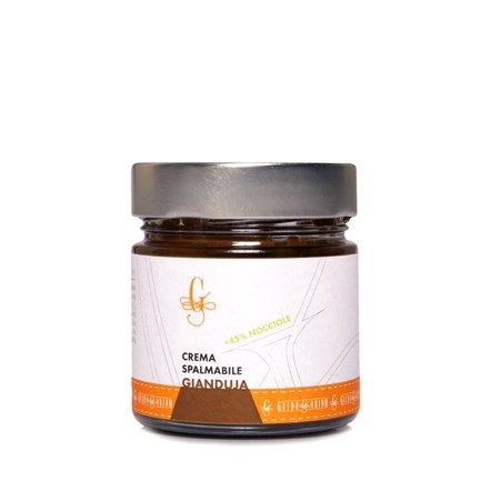 Pot de crème Gianduja 220g