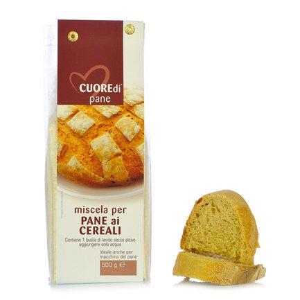 Mélange pour pain aux céréales 500 g