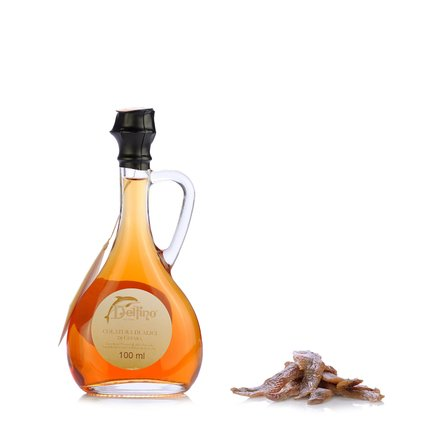 Colatura di alici - Coulis d'anchois 100 ml