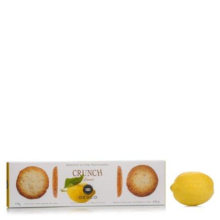 Biscuits croquants au citron 115 g
