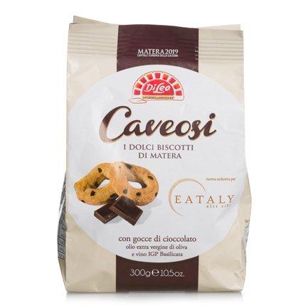 Caveosi Gouttes de chocolat 300 g
