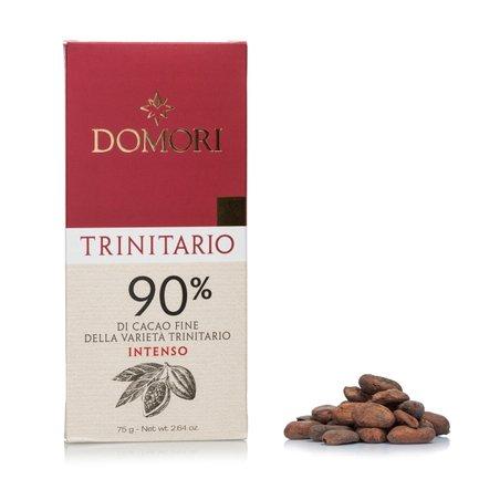 Tablette trinitario 90% 75g